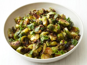 Love sprouts but not cilantro which is in original Food Network recipe. I omitted.